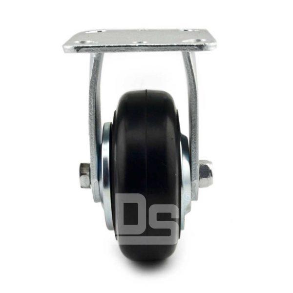 Heavy-Duty-Advanced-Rubber-Cast-Iron-Rigid-Caster-Wheels-4