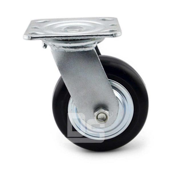 Heavy-Duty-Advanced-Rubber-Cast-Iron-Swivel-Caster-Wheels-2