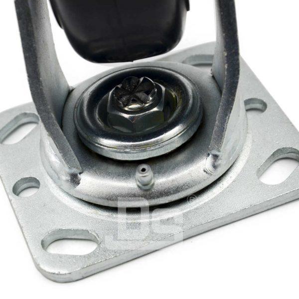 Heavy-Duty-Advanced-Rubber-Cast-Iron-Swivel-Caster-Wheels-5