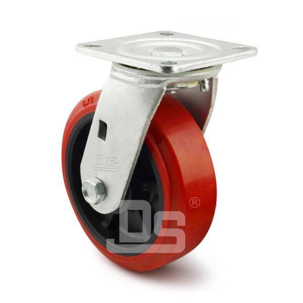 Heavy-Duty-PVC-PP-Swivel-Plastic-Wheels-3