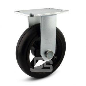 Heavy-Duty-Rubber-Cast-Iron-Rigid-Caster-wheels-1