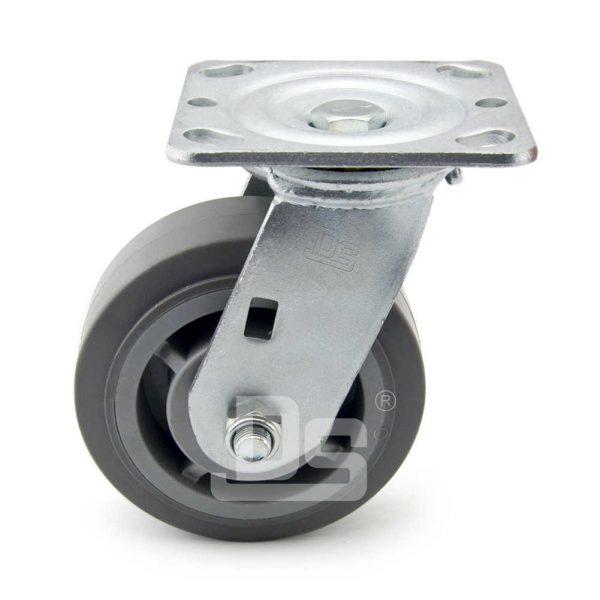 Heavy-Duty-TPE-Swivel-Plastic-Wheels-2