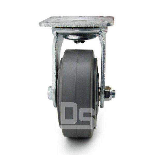 Heavy-Duty-TPE-Swivel-Plastic-Wheels-4