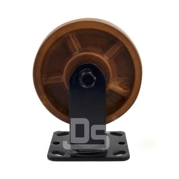 Light-Duty-Nylon-and-Glass-Fiber-Rigid-Caster-Wheels-280-4-1