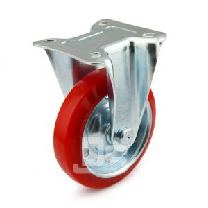 Medium-Duty-Polyurethane-Tread-Splint-Core-Rigid-Caster-Wheels-1